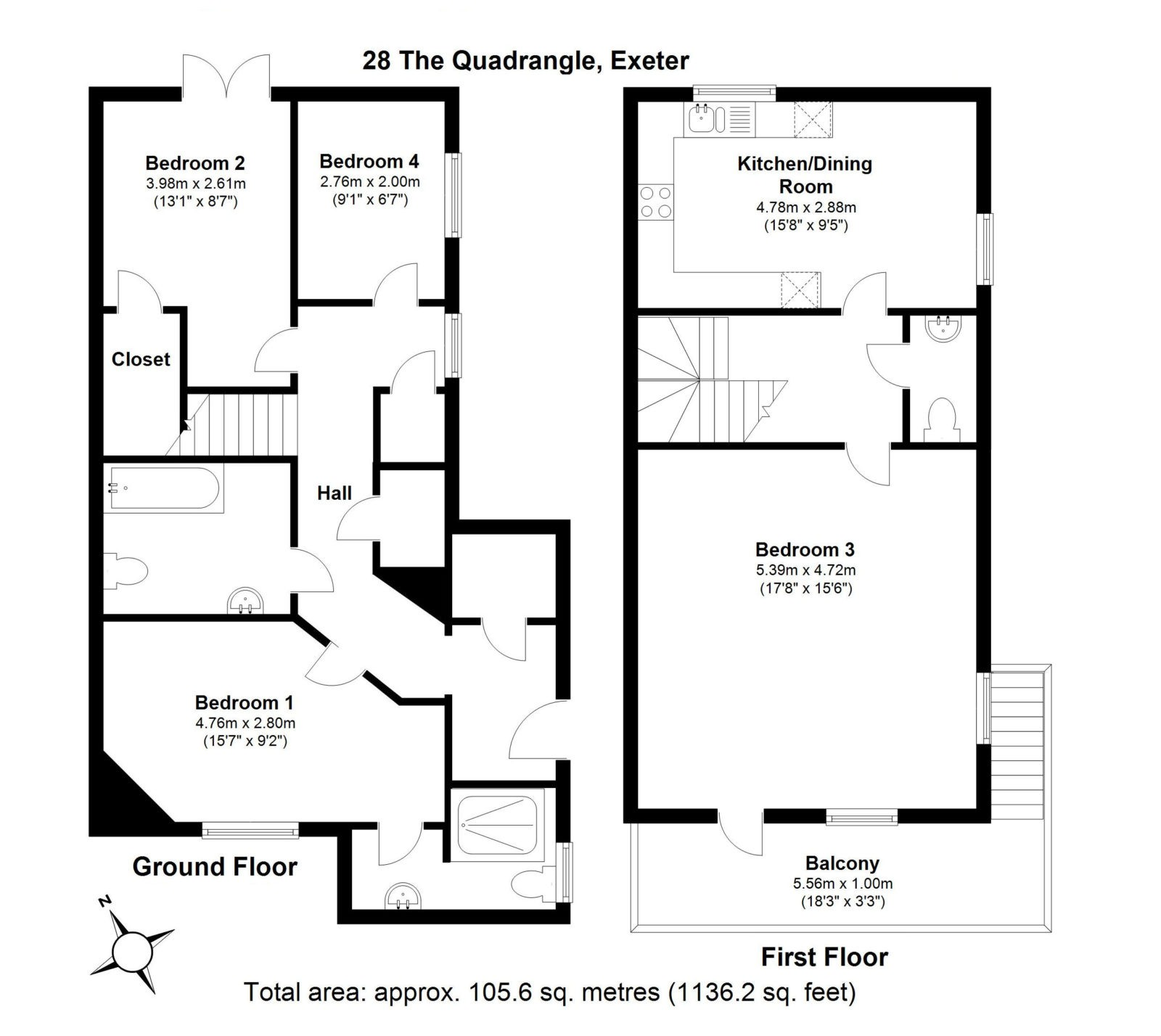 100 Ellington Floor Plan At Reunion Real Estate For
